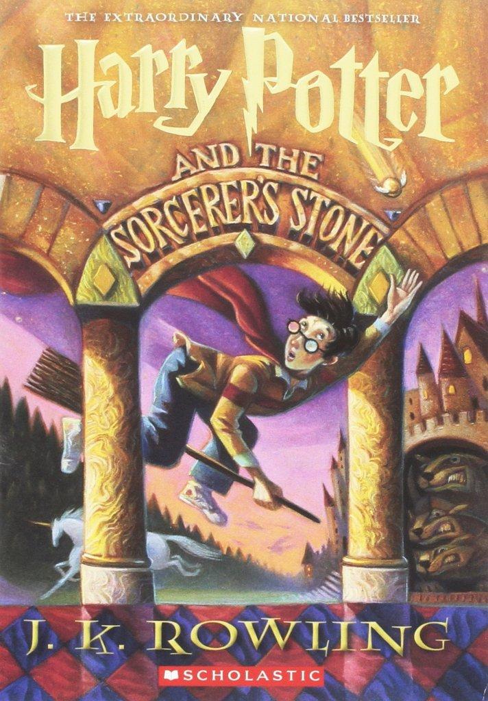Harry Potter–najlepsze książki dla dzieci po angielsku