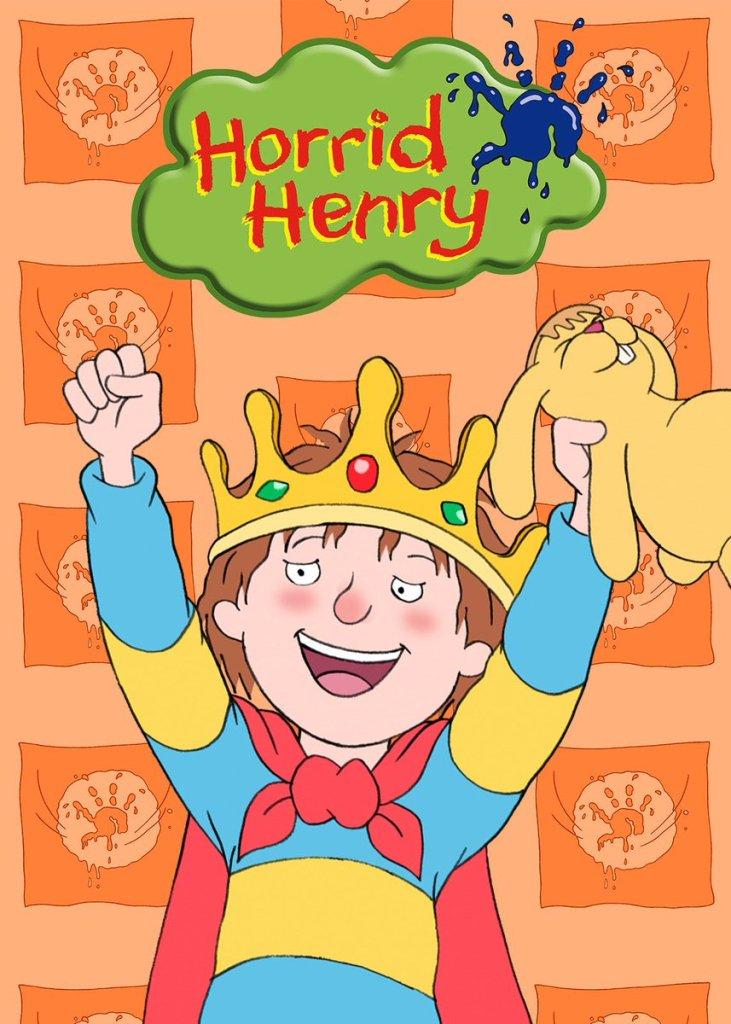 Horrid Henry–książki dla dzieci po angielsku