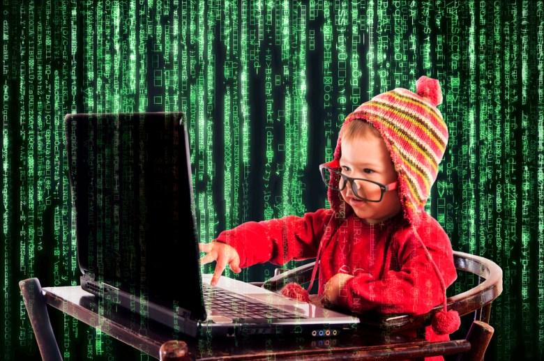 Dziecko programuje