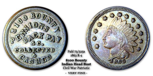 Fuld 73-525a $100 Bounty