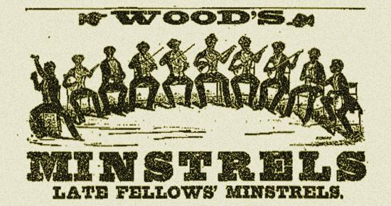 4 March 1852 Woods Minstrels Late Fellows' Minstrels