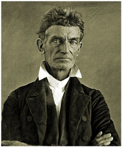 Portrait of John Brown Abolitionist