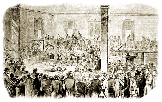 John Brown Abolitionist Trial
