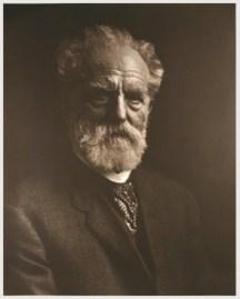 """Portrait Johann """"John"""" Marr"""