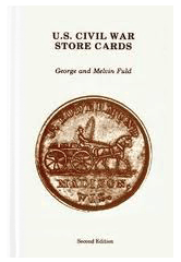 United States Civil War Store Cards