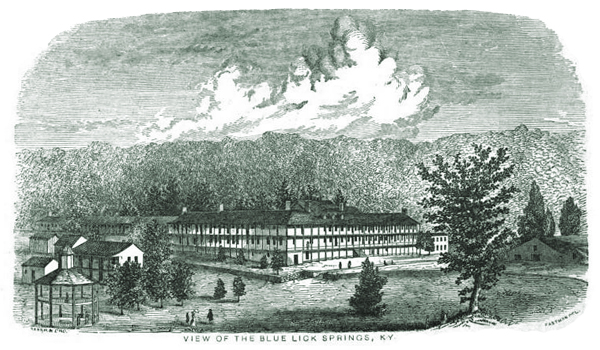 View of Blue Lick Springs Spa and Hotel Kentucky