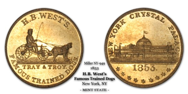 Miller NY-949 H.B. West's Trained Dogs