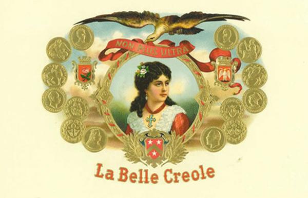 S. Hernsheim La Belle Creole Cigars