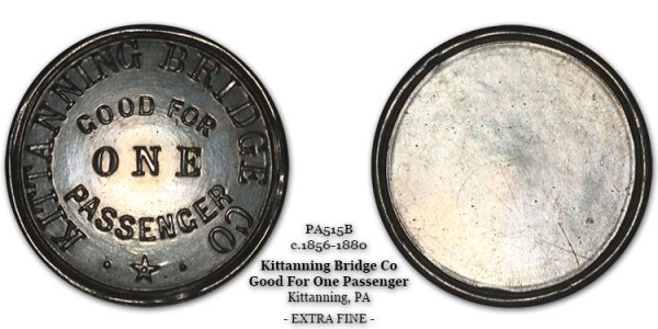 PA-515-B Kittanning Bridge Company
