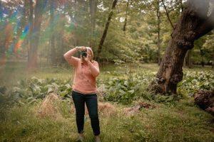 Photo of professional photographer Rebecca McGonigle of Northern Virginia