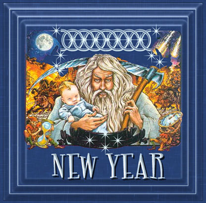 The Traditions of New Year