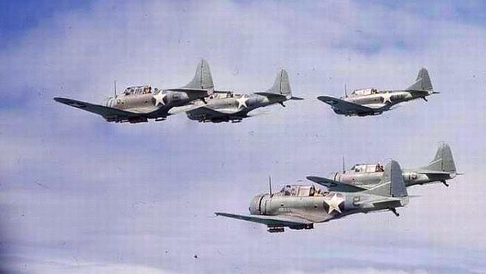 Бермудский треугольник: потеря 5 самолетов ВМФ.