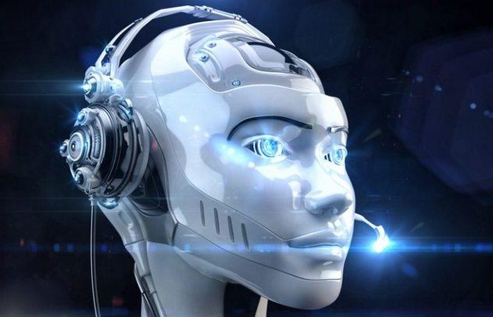Странный функционал робота: представитель по продажам.