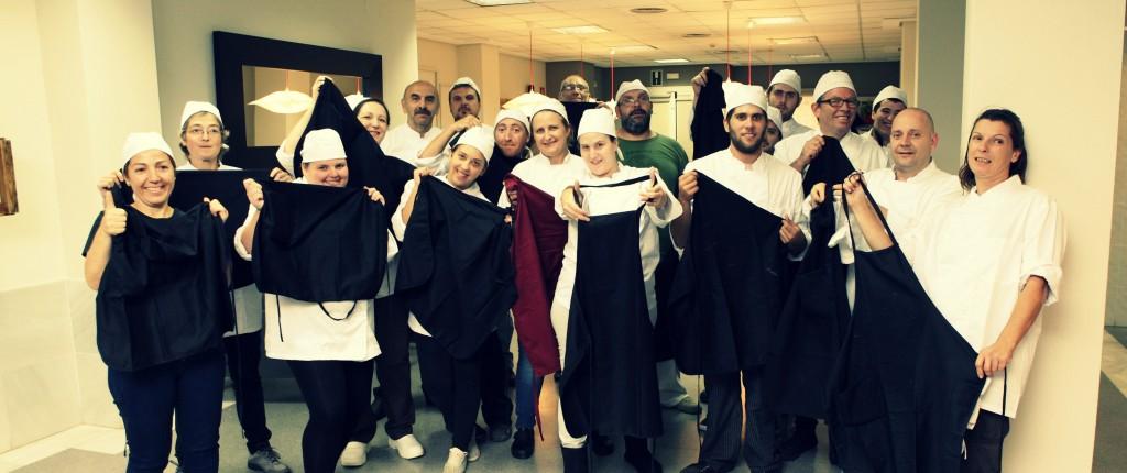 Estudiantes de la Escuela Novaterra