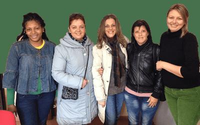 "Novaterra formará a 15 mujeres gracias a  Obra Social ""la Caixa"""