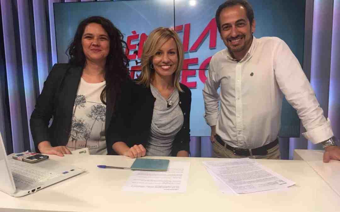 Novaterra en «València en Directe» de Levante TV