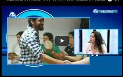 """Novaterra en """"Estil Mediterrani"""" en Mediterráneo TV"""