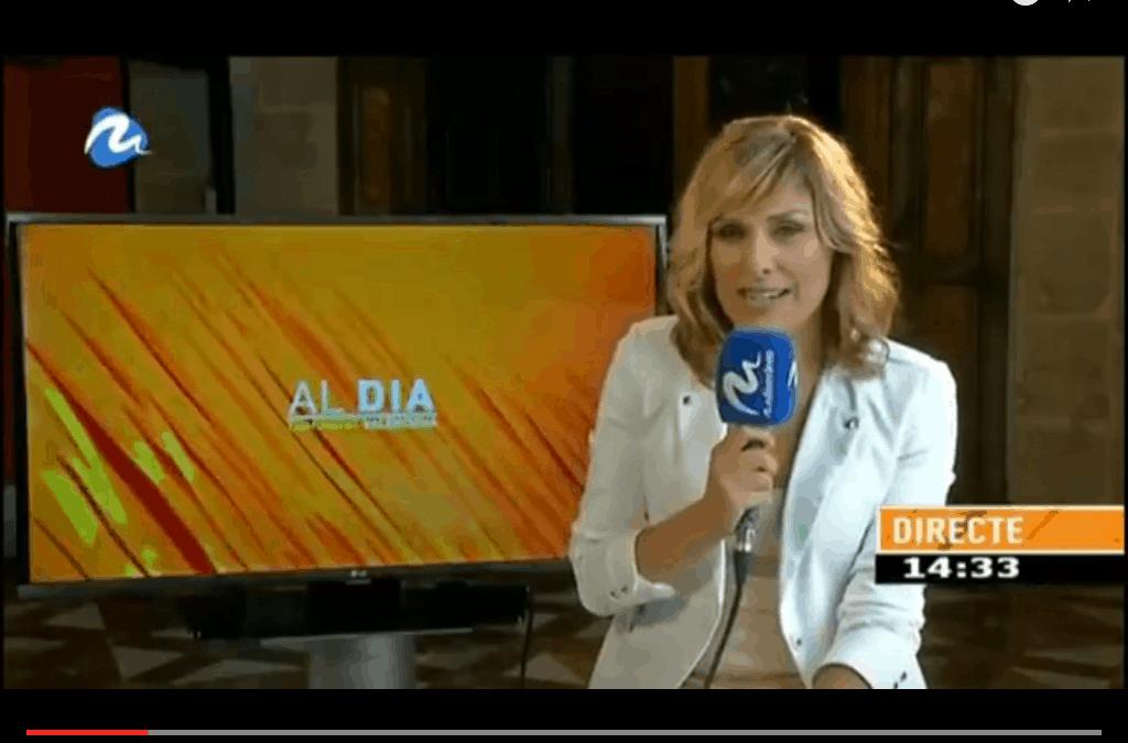 Novaterra en «AL DIA Comunitat Valenciana» Mediterráneo TV