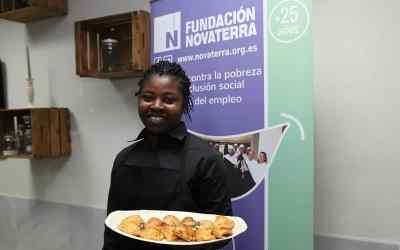 Novaterra y el Servicio Jesuitas a Migrantes desarrollan juntos un proyecto de inserción laboral para las personas migrantes