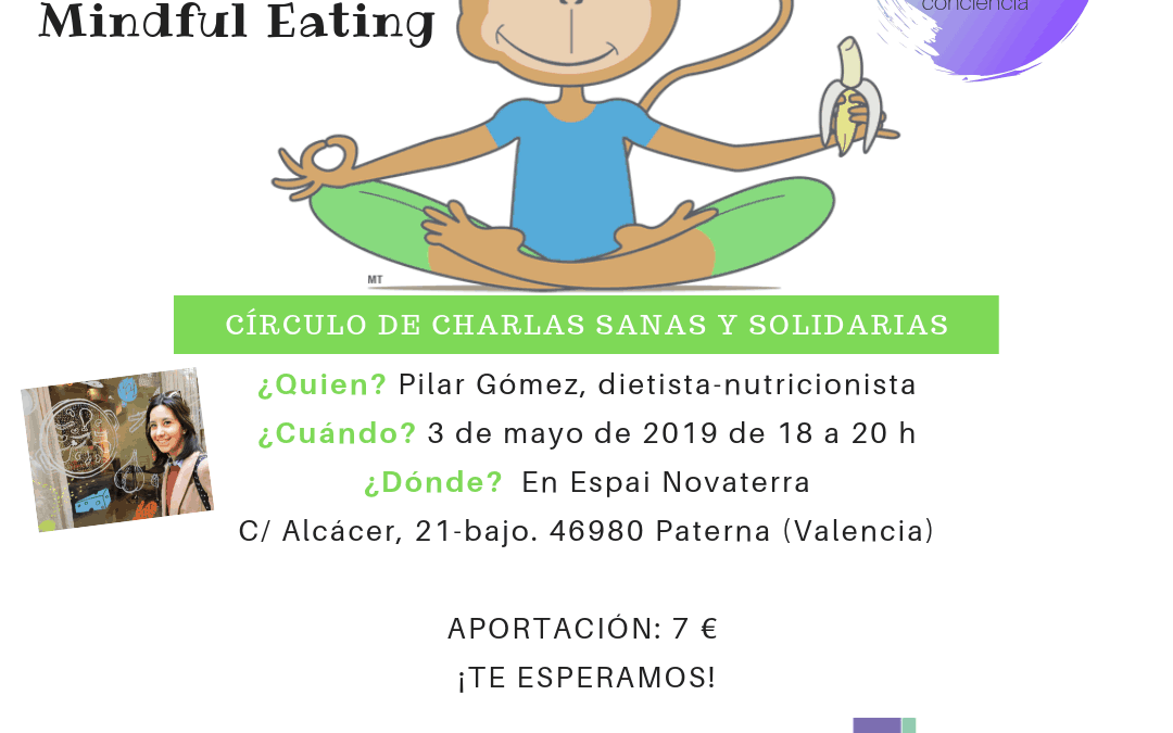 Taller Solidario «Mindful Eating»