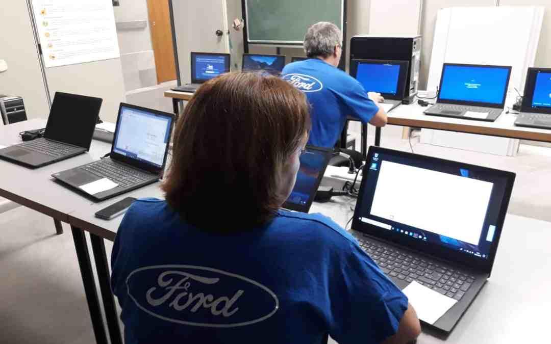 Novaterra estrena equipos informáticos gracias a Ford