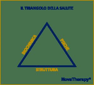Triangolo della salute