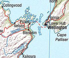 Qual é a capital da Nova Zelândia?
