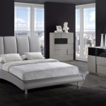 8272 3 Piece King Size Bedroom Set Composition 3 Grey Buy Online At Best Price