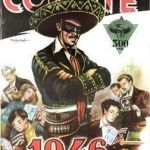 Gran Album Almanaque Coyote-Oeste, 1946