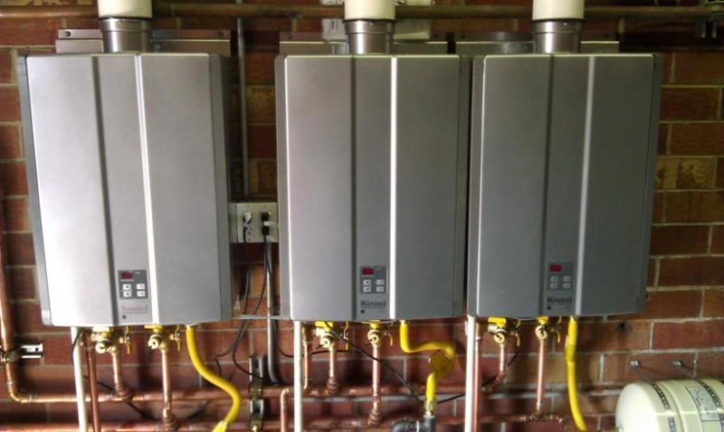 Is A Tankless Water Heater Right For Your Home Novel