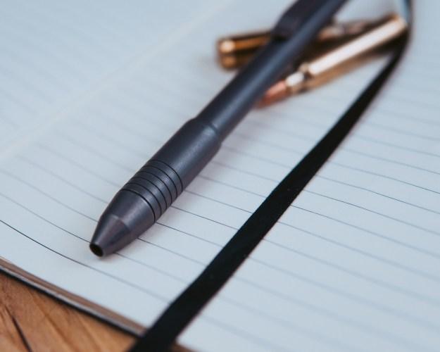 Ti Click EDC Pen Grip