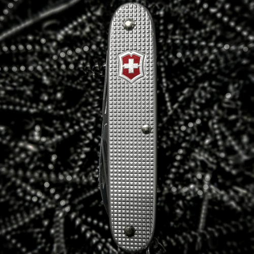 Victorinox Swiss Army knife in Silver