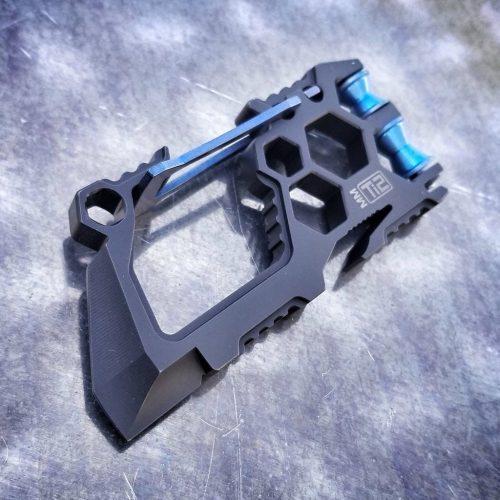 Ti2 Design Parabiner Carabiner Multitool