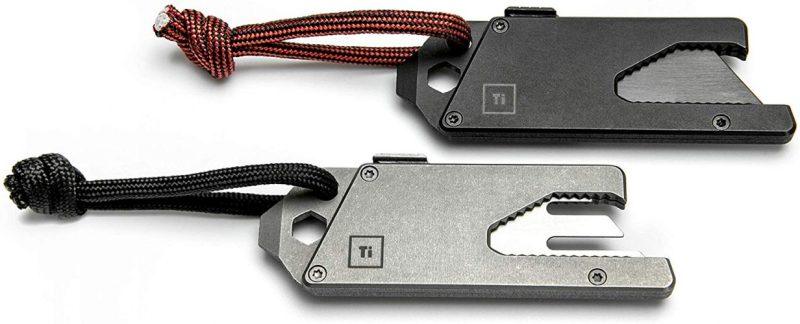 BigIDesign TPT Slide Titanium Raw and Black