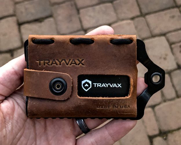 Trayvax Element Wallet Review