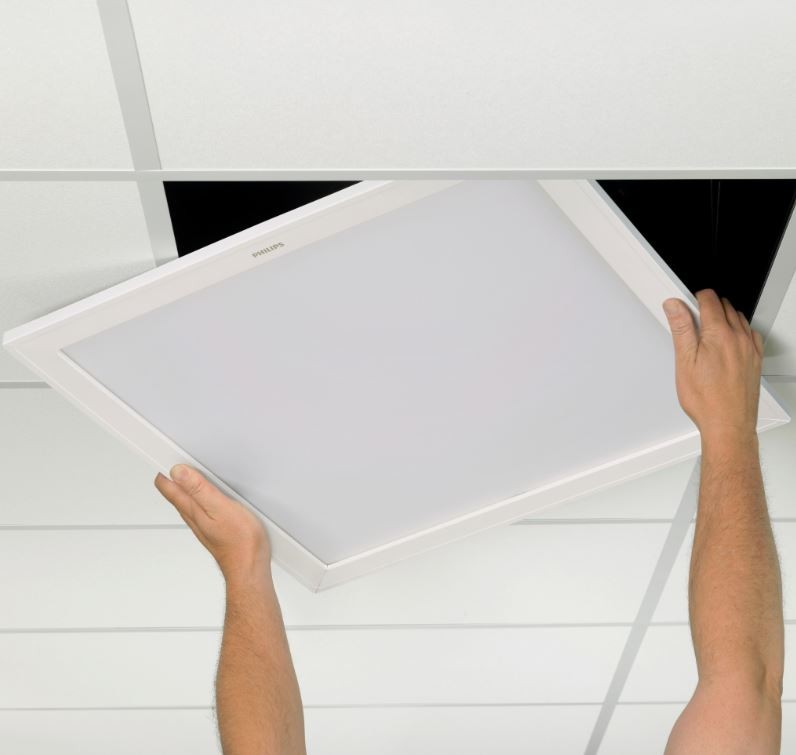 Replace Fluorescent Light Led