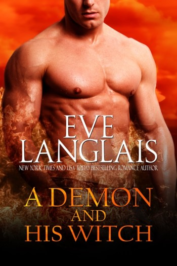 Review – A Demon and His Witch by Eve Langlais