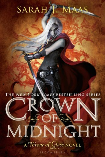 Review – Crown of Midnight by Sarah J. Maas