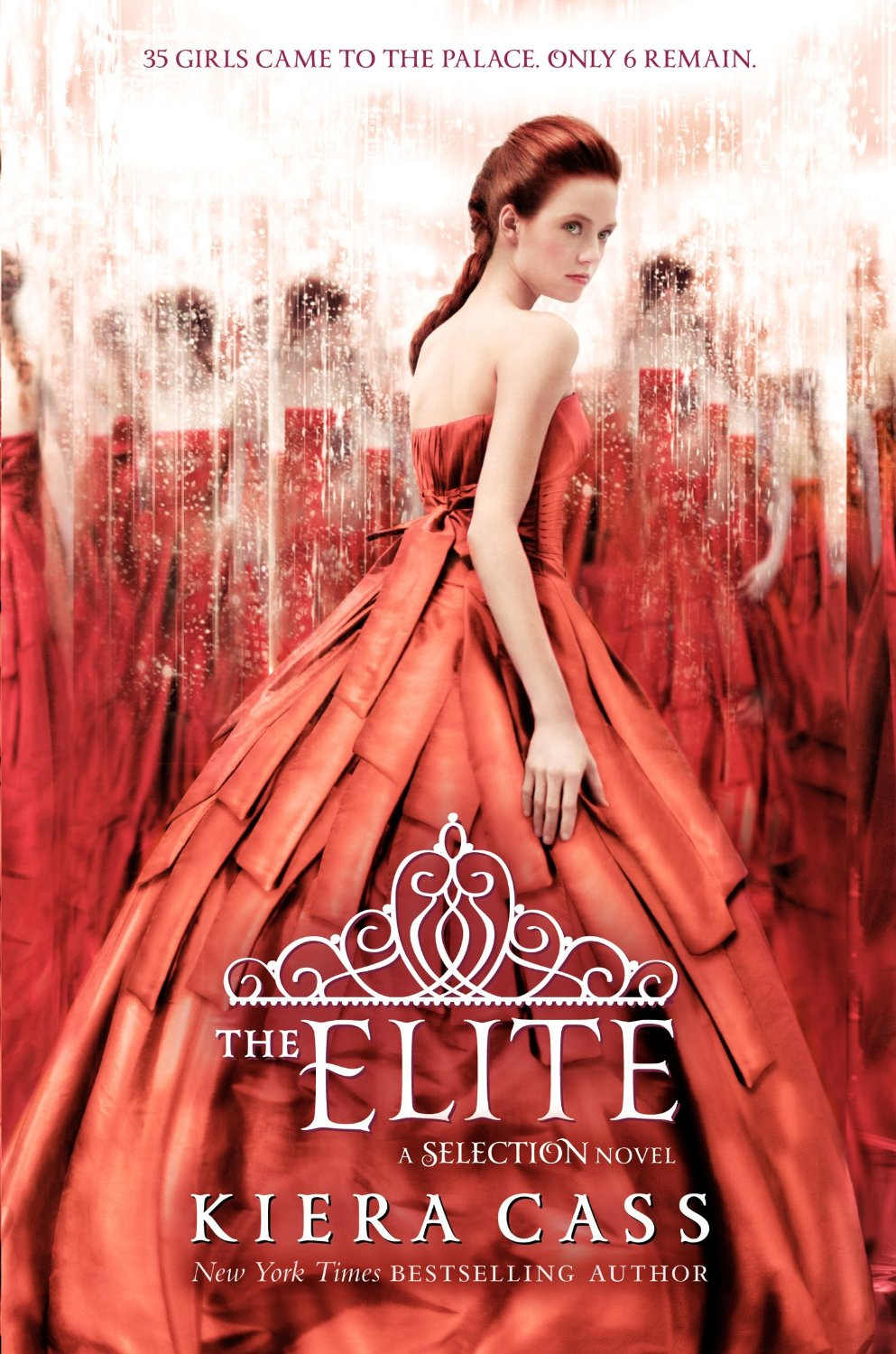Review – The Elite by Kiera Cass