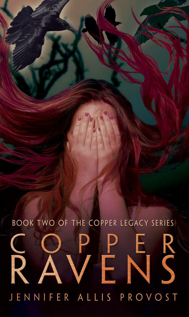 Review – Copper Ravens by Jennifer Allis Provost