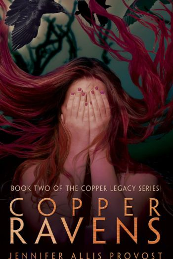 Review – Copper Ravens by Jennifer Allis Provost