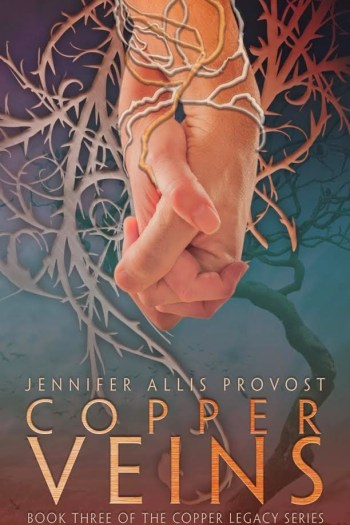 Review – Copper Veins by Jennifer Allis Provost