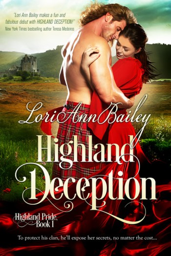 Review – Highland Deception by Lori Ann Bailey