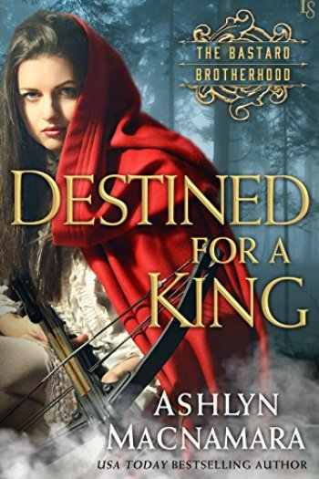 Review – Destined for a King by Ashlyn Macnamara