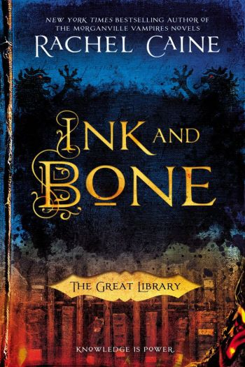 Audiobook Review | Ink and Bone by Rachel Caine
