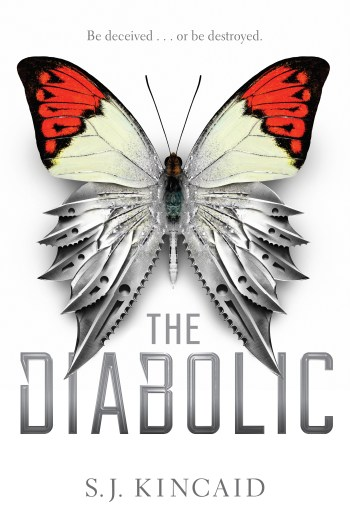 Review – The Diabolic by S.J. Kincaid
