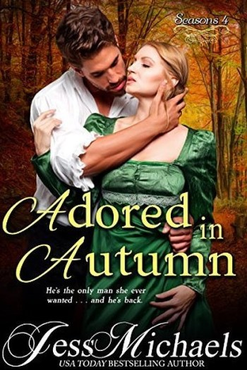 Review – Adored in Autumn by Jess Michaels
