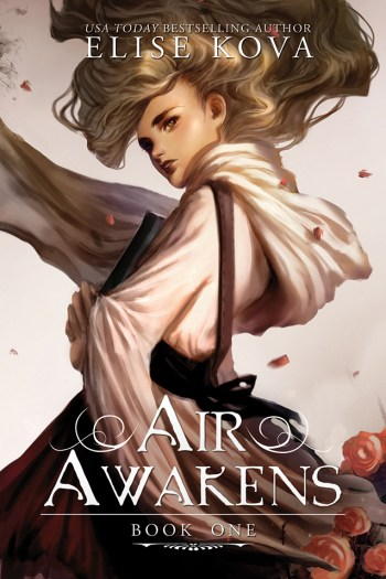 Review – Air Awakens by Elise Kova