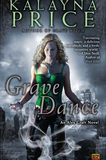 Review – Grave Dance by Kalayna Price