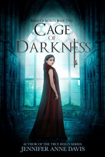 Blog Tour Review & Giveaway – Cage of Darkness by Jennifer Anne Davis
